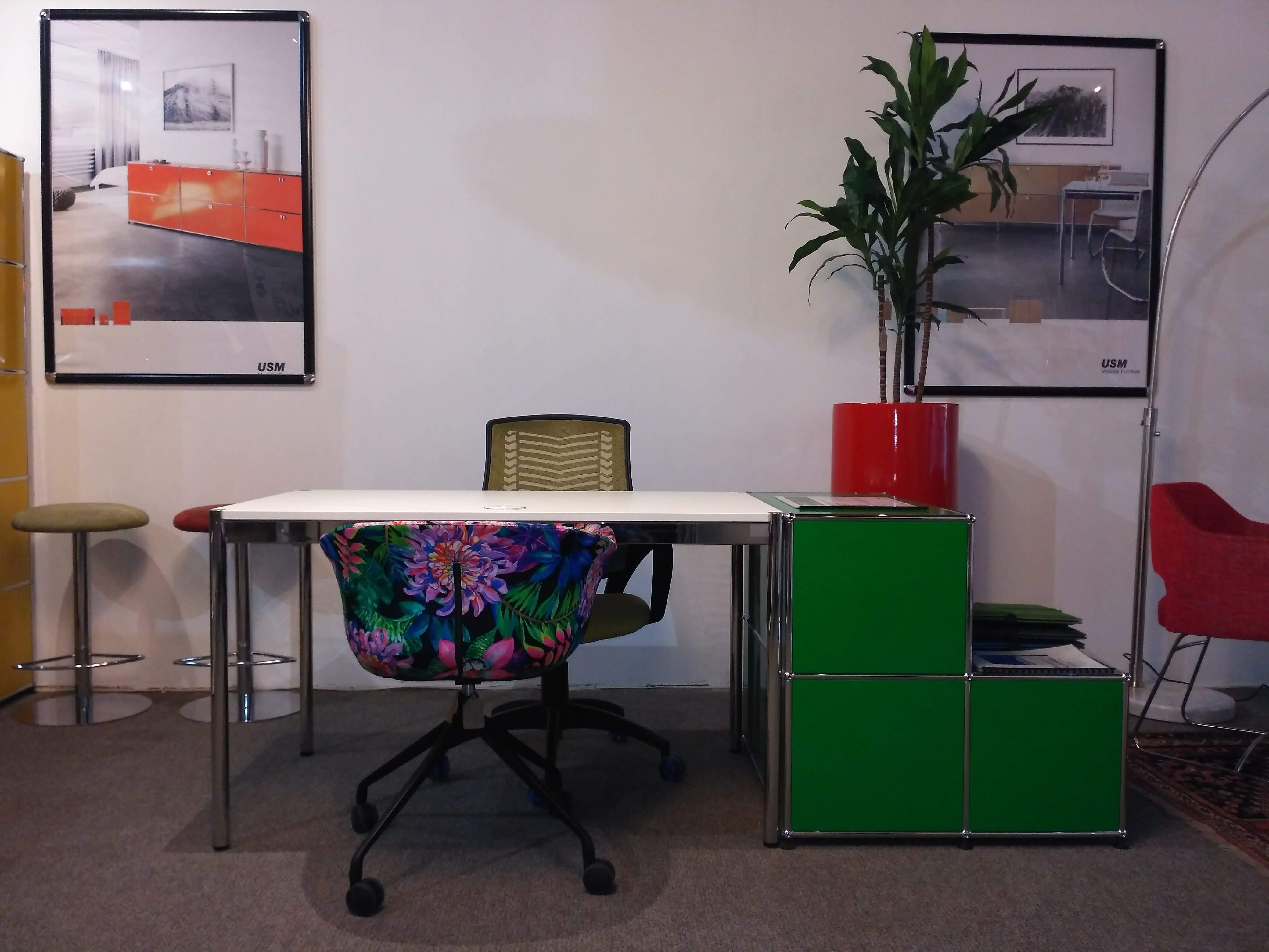 From Switzerland to South Africa: New collection of USM Modular Furniture on display in Johannesburg