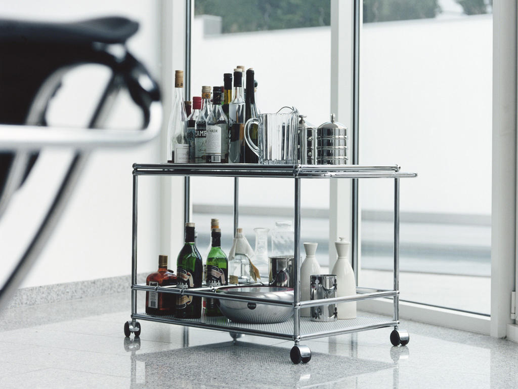 USM Trolley | The Art Of Giving, The Joy Of Receiving! All I Want Is… A Trolley that stylish and multi-purpose